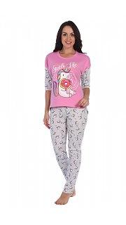 Купить Пижама женская 083000786 в розницу