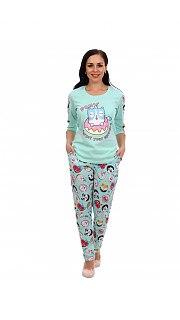 Купить Пижама женская 083000791 в розницу
