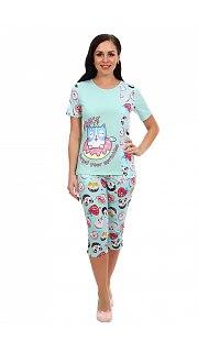 Купить Пижама женская 083000794 в розницу