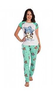 Купить Пижама женская 083000809 в розницу