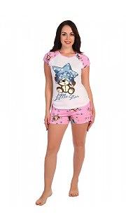 Купить Пижама женская 083000812 в розницу