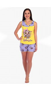 Купить Пижама женская 083000814 в розницу