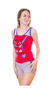 Купить Пижама женская 083101045 в розницу