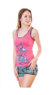 Купить Пижама женская 083101052 в розницу