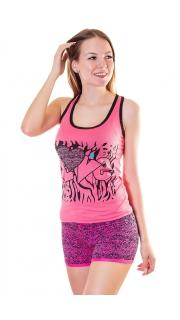 Купить Пижама женская 083101057 в розницу