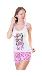 Купить Пижама женская 083101066 в розницу