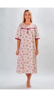 Купить Сорочка ночная женская  083101184 в розницу