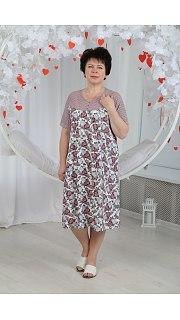 Купить Ночная сорочка женская 083101359 в розницу