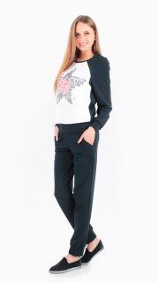 Купить Костюм (брюки + толстовка) 083200647 в розницу