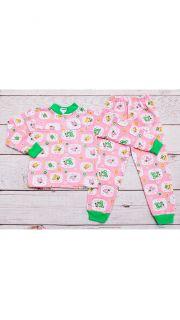 Купить Пижама (брюки и кофта) 085700369 в розницу