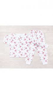 Купить Пижама (брюки и кофта) 085700412 в розницу