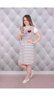 Купить Платье женское 087400704 в розницу