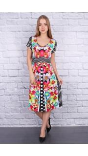 Купить Платье женское 087400710 в розницу