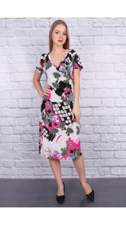 Купить Платье женское 087400712 в розницу