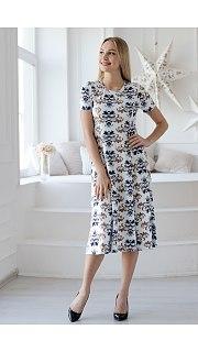 Купить Платье женское 087400901 в розницу