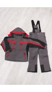 Купить Костюм горнолыжный (комбинезон и куртка) 089200021 в розницу