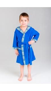 Купить Халат детский для мальчика 091200013 в розницу