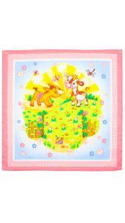 Купить Носовой платок детский(упаковка 5 шт.) 093300048 в розницу