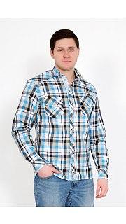 Купить Рубашка мужская 096000318 в розницу