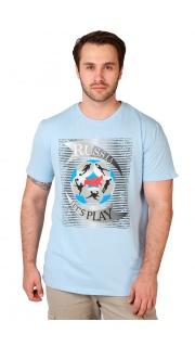 Купить Футболка мужская 097201884 в розницу