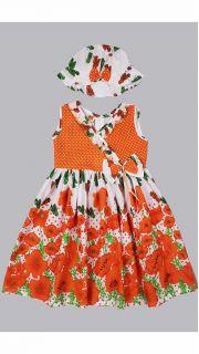 Купить Платье и панама 267000715 в розницу