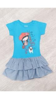 Купить Платье детское 267000847 в розницу