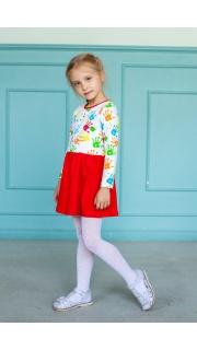 Купить Платье детское 267000858 в розницу
