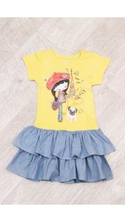 Купить Платье детское 267000870 в розницу