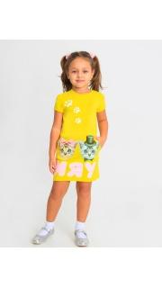 Купить Платье для девочки 267000959 в розницу