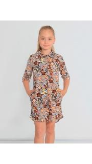 Купить Платье-туника детское 267001136 в розницу