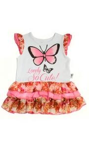 Купить Платье детское  44020 в розницу