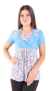 Купить Блузка женская 55380 в розницу