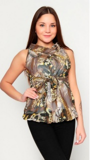 Купить Блузка женская 55896 в розницу