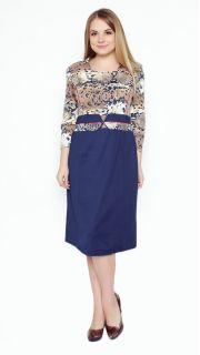 Купить Платье женское 64453 в розницу