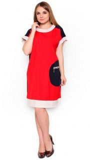 Купить Платье женское 64677 в розницу