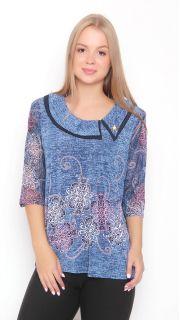 Купить Блузка женская 65405 в розницу