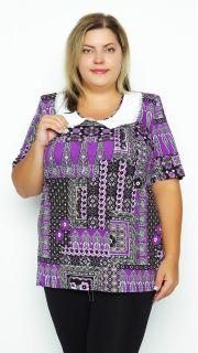 Купить Блузка женская 65418 в розницу