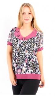 Купить Блузка женская 65431 в розницу