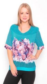 Купить Блузка женская  65456 в розницу