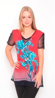 Купить Блузка женская  65461 в розницу